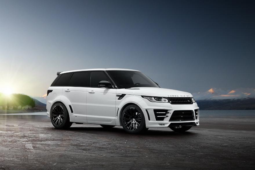 Lumma Design Range Rover Sport Clr Rs The Land Rover Center