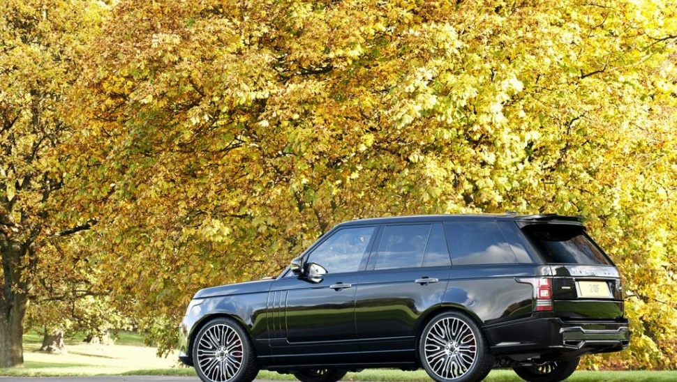 2014 range rover by overfinch the land rover center
