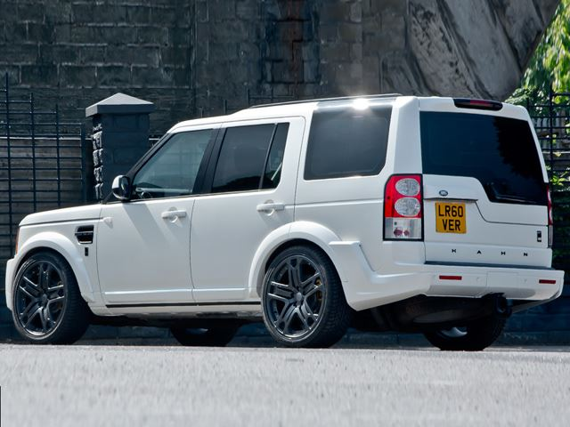 Rs300 Lr4 By Kahn Design The Land Rover Center