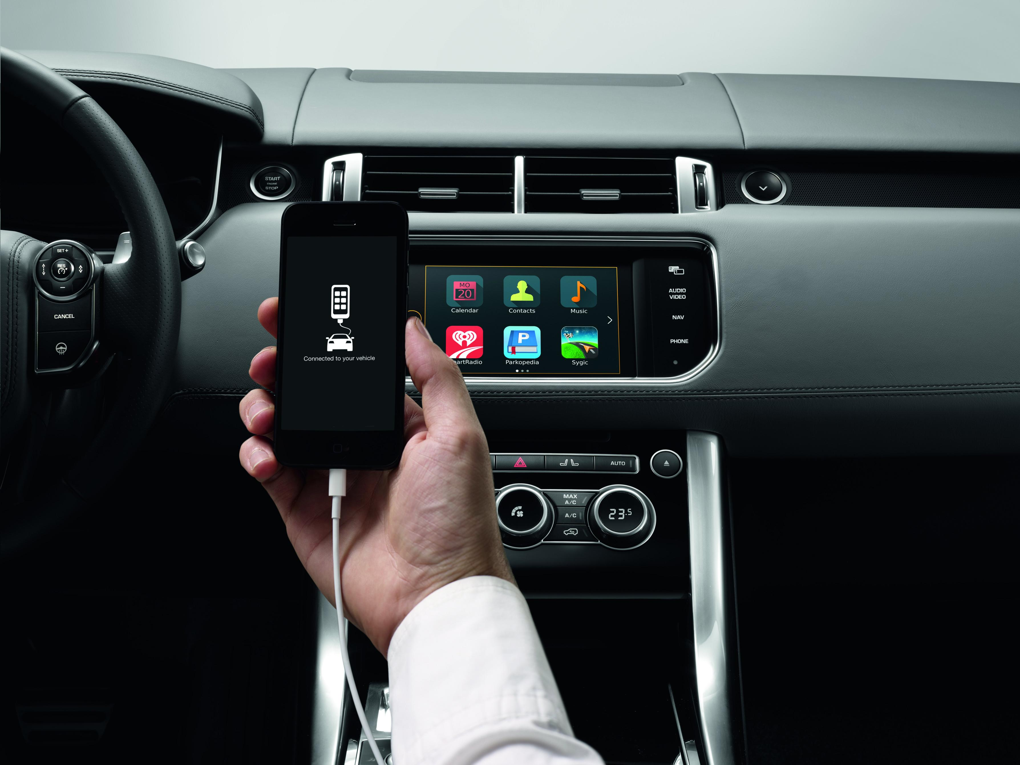 Increased Personalization Options For 2015 Range Rover and Range