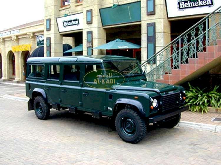 Defender 147 The Land Rover Center