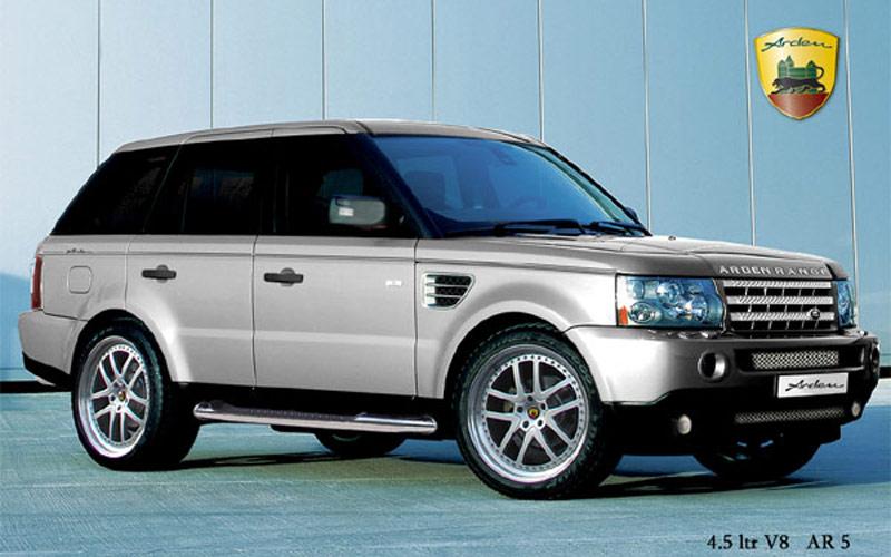 Range Rover Sport Arden Ar5 The Land Rover Center
