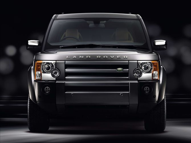 Lr3 Metropolis Limited Edition The Land Rover Center