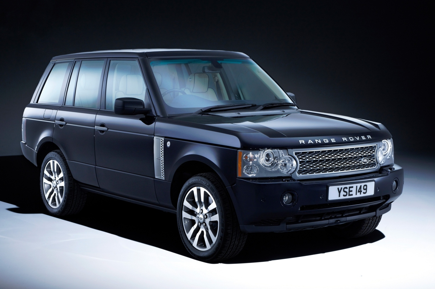 range rover westminster limited edition the land rover. Black Bedroom Furniture Sets. Home Design Ideas
