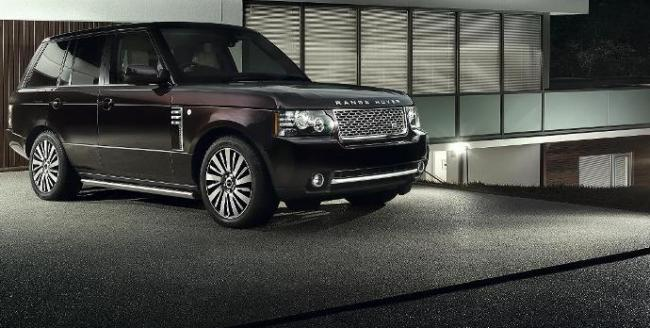 range rover overfinch 2003 the land rover center autos post