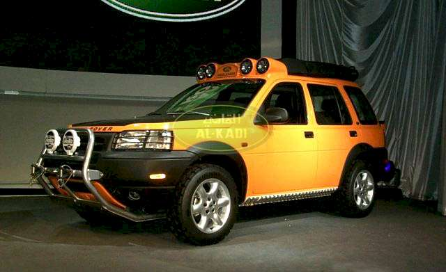 Freelander Kalahari Limited Edition The Land Rover Center
