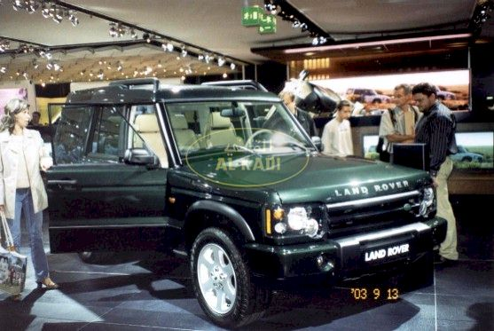 Discovery Iia Entertainer Limited Edition The Land Rover