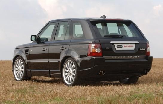 Range Rover Sport Overfinch Supersport The Land Rover Center