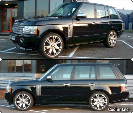 News on Range Rover Recall